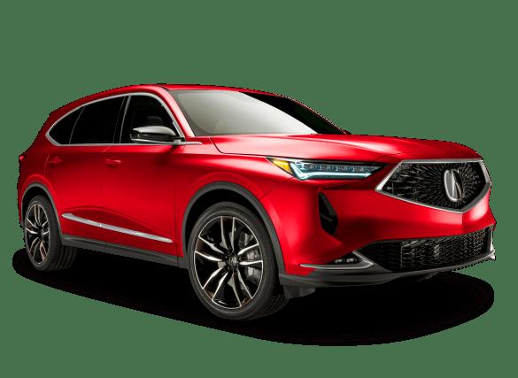 Acura MDX 2022 4-door SUV