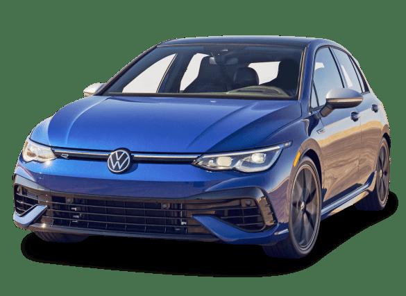 Volkswagen Golf 2022 4-door hatchback