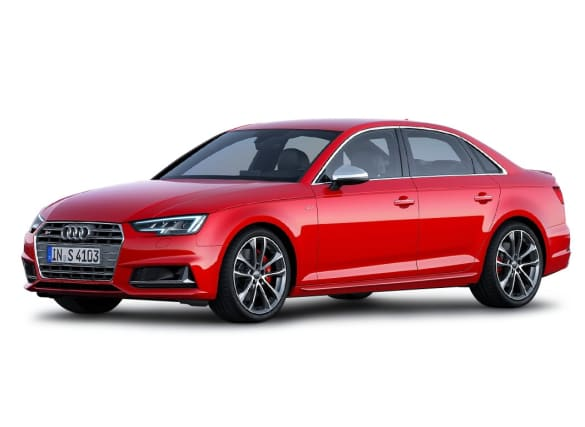 Audi S4 2021 sedan