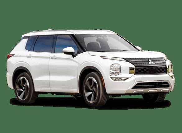 Mitsubishi Outlander 2022 4-door SUV