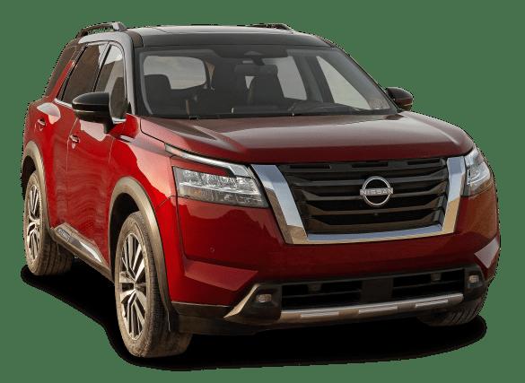 Nissan Pathfinder 2022 4-door SUV