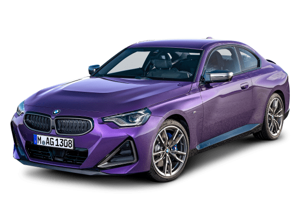 BMW 2 Series 2022 coupe