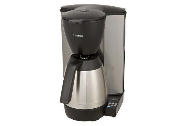 how to use capresso coffee maker