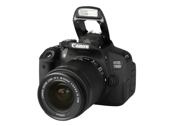 Canon EOS 700D Rebel T5i w/ EF-S...
