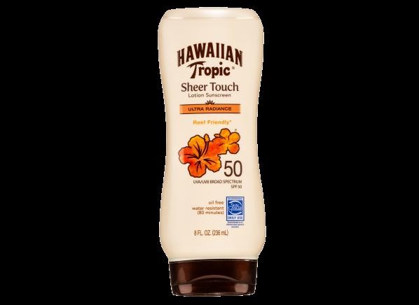 Hawaiian Tropic Sheer Touch Ultra...