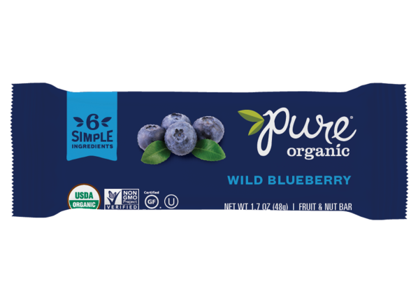 Pure Organic Wild Blueberry Fruit...