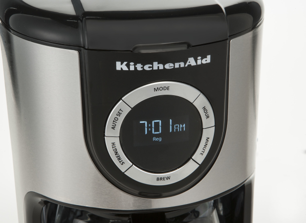 Kitchenaid Kcm1202ob Coffee Maker Summary Information From