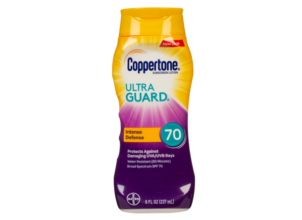 Coppertone Ultra Guard Lotion SPF 70