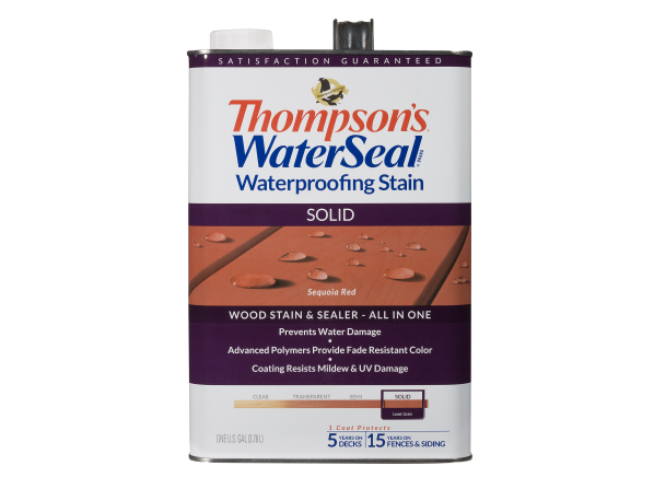 Thompson's WaterSeal Waterproofing...