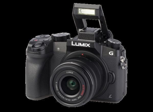 Panasonic Lumix DMC-G7K w/ 14-42mm