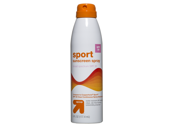 Up & Up (Target) Sport Spray SPF 30