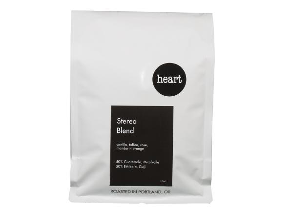 Heart Coffee Roasters Stereo blend