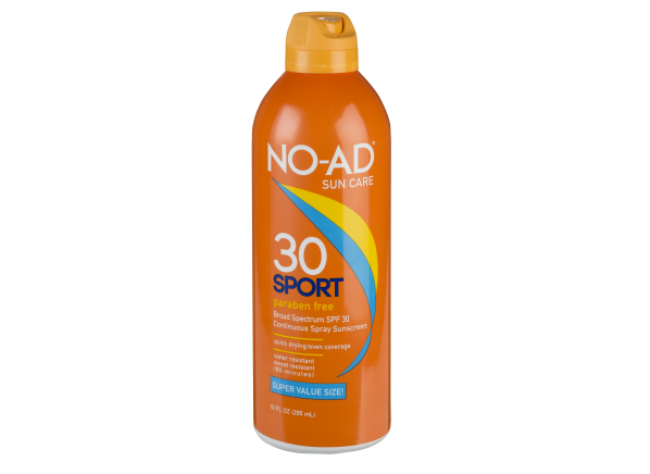 No-Ad Sport Continuous Spray SPF 30