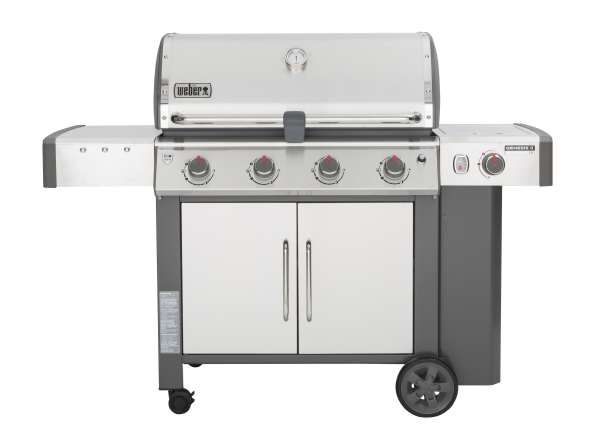 Weber Rolls Out New Genesis II Gas Grills - Consumer Reports
