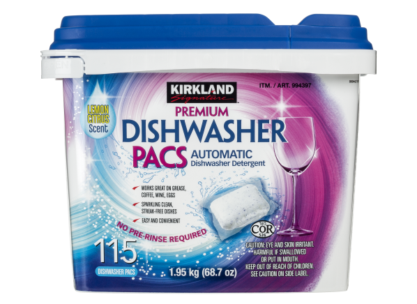 Best Dishwasher Detergents - Consumer Reports