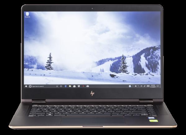HP Spectre 15-BL112DX x360