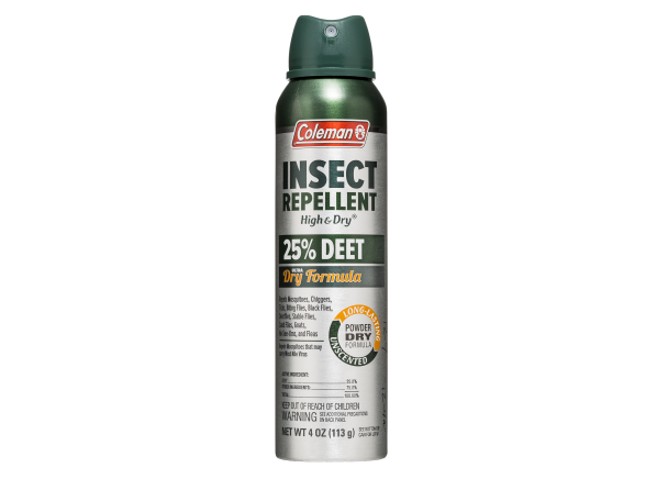 Coleman Insect Repellent Dry Formula
