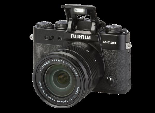 Fujifilm X-T20 w/ 16-50mm OIS