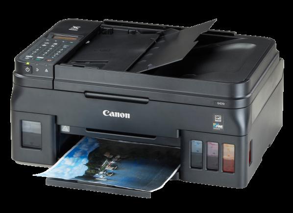 Canon MegaTank Pixma G4210