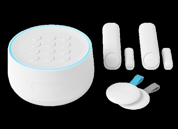Nest Secure Alarm Starter Pack...