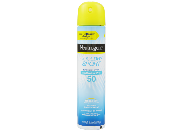Neutrogena CoolDry Sport Spray SPF 50