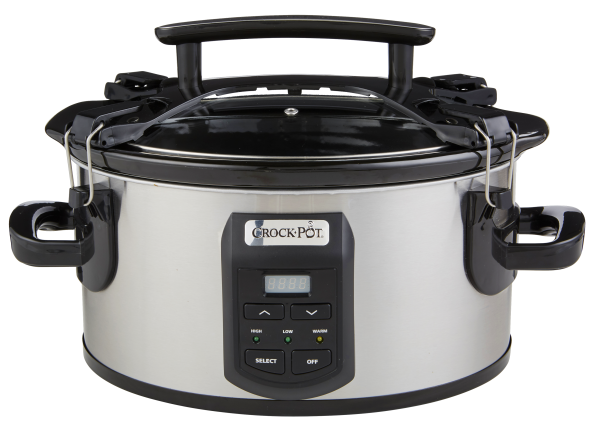 Crock-Pot Cook & Carry SCCPVS600ECP-S