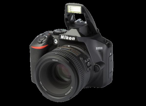 Nikon D 3500 w/ 50mm