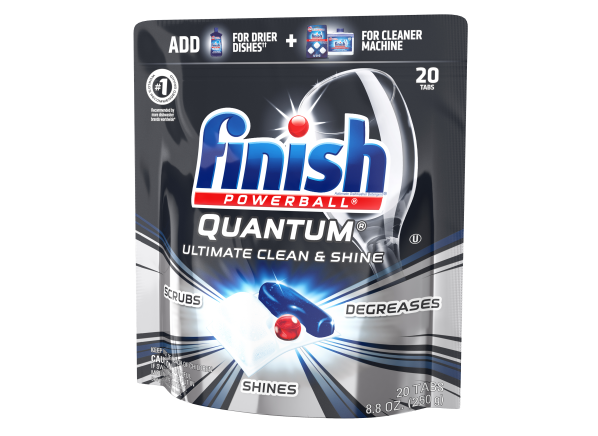 Finish Powerball Quantum
