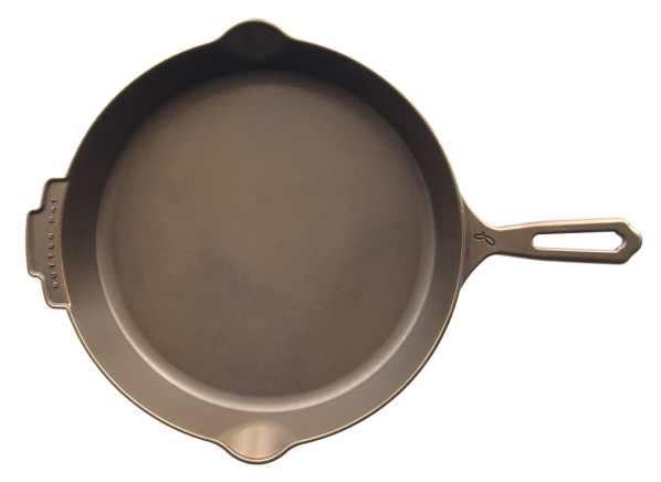 Butter Pat Joan Cast Iron Skillet
