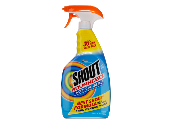 Shout Advanced Action Gel Liquid