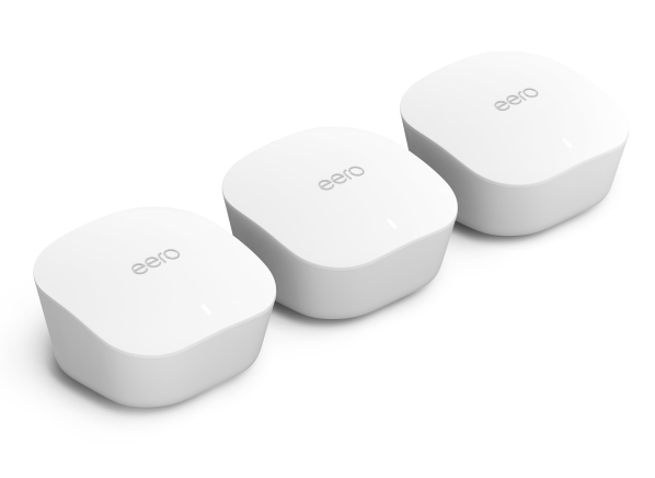 eero Home Wifi (2nd Gen) (3-pack)
