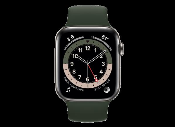Apple Watch Series 6 (40mm) Steel...