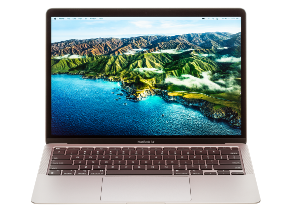 Apple MacBook Air 13-Inch (2021, M1)