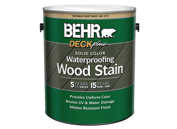 Behr Deckplus Solid Color...