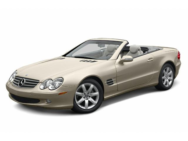 2003 Mercedes-Benz SL Reliability - Consumer Reports