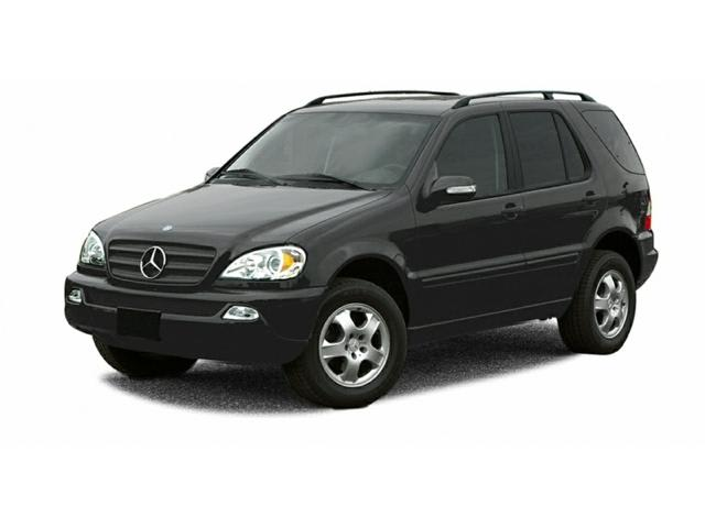 2003 Mercedes-Benz M-Class Reviews, Ratings, Prices