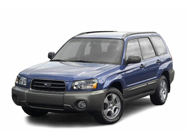 2003 Subaru Forester Reviews, Ratings, Prices - Consumer Reports