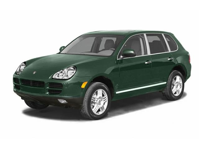 2004 Porsche Cayenne Reviews Ratings Prices Consumer