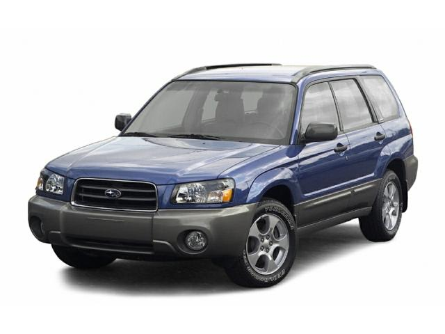 2004 Subaru Forester Reviews, Ratings, Prices - Consumer Reports
