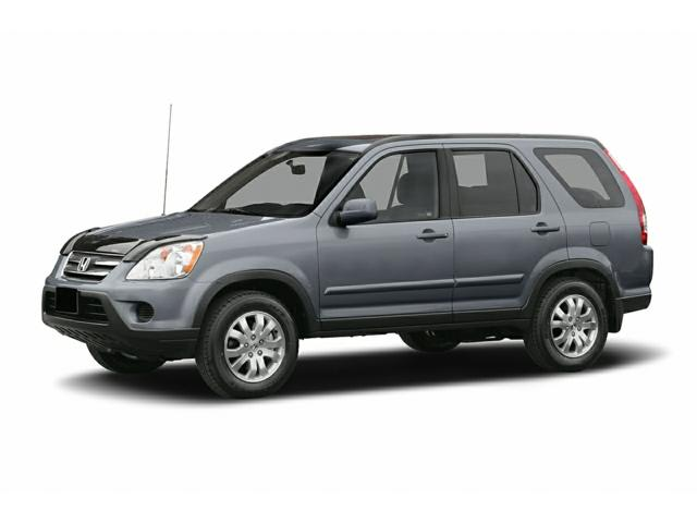 2005 Honda CR-V Reliability - Consumer Reports on