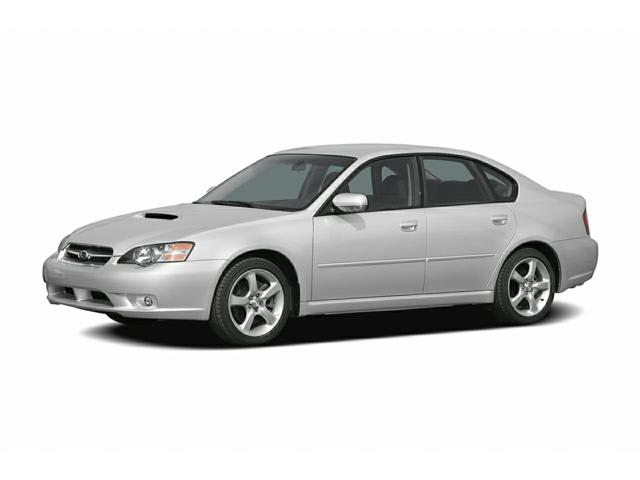 2005 Subaru Legacy Reviews, Ratings, Prices - Consumer Reports on
