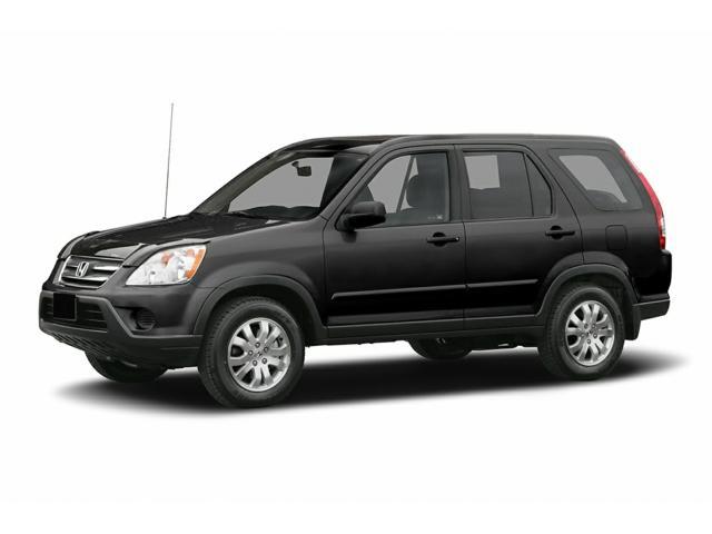 2006 Honda CR-V Reviews, Ratings, Prices - Consumer Reports