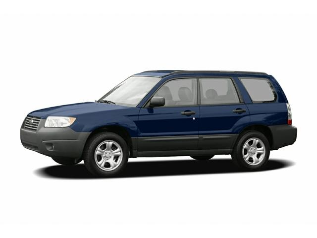 2006 Subaru Forester Reviews, Ratings, Prices - Consumer Reports