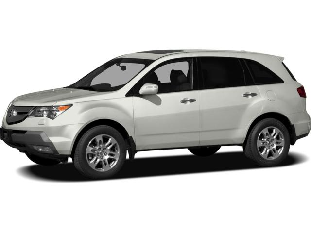 2007 Acura MDX Reviews, Ratings, Prices - Consumer Reports on