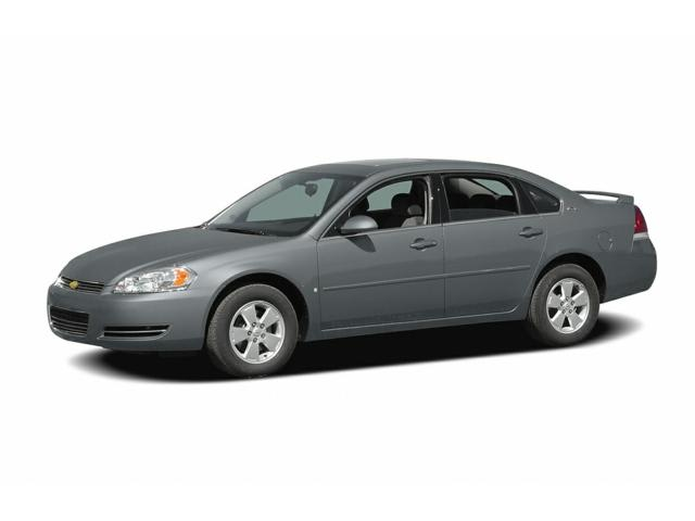 2007 Chevrolet Impala Reviews, Ratings, Prices - Consumer Reports