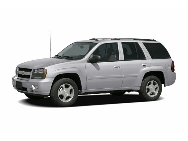 Chevrolet Trailblazer Change Vehicle