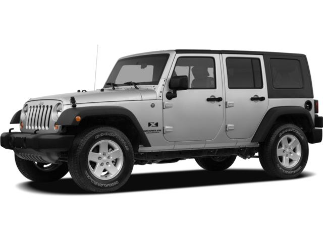 2007 Jeep Wrangler Reviews, Ratings, Prices - Consumer Reports