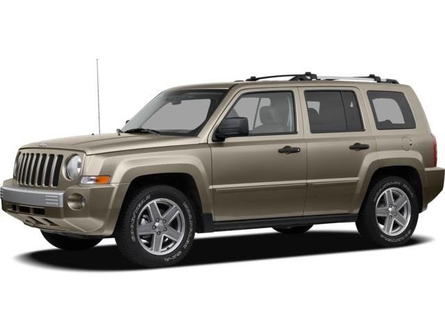 2007 Jeep Patriot Reviews, Ratings, Prices - Consumer Reports