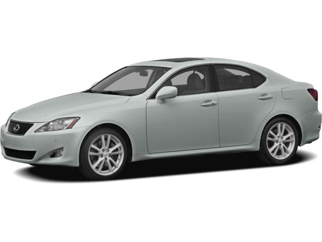 2007 Lexus IS Reliability - Consumer Reports