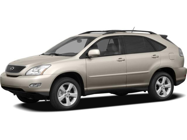 2007 Lexus RX Reviews, Ratings, Prices - Consumer Reports